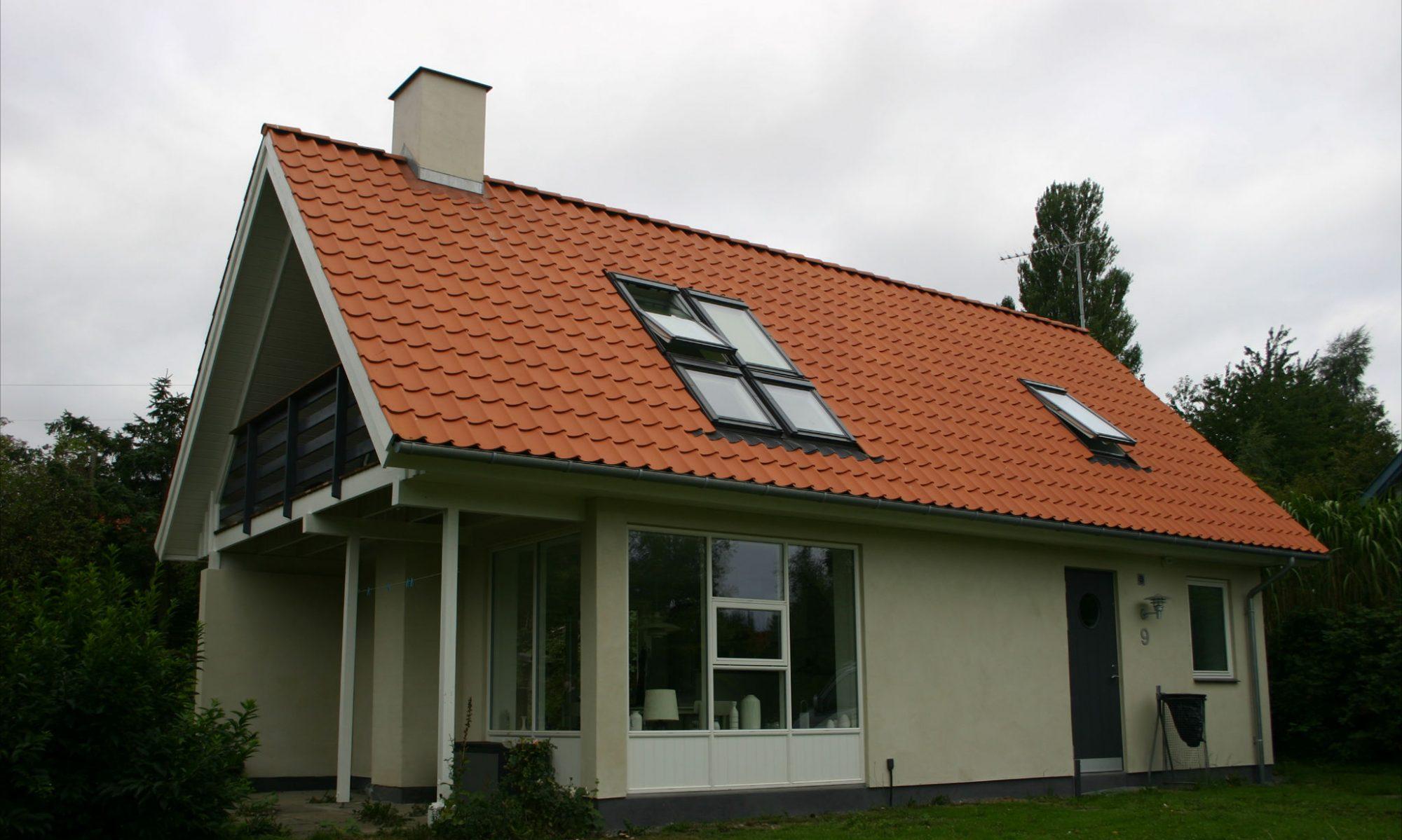 Sommerhus i Melsted, Bornholm